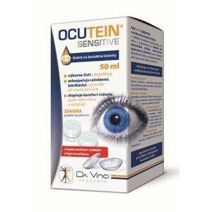 OCUTEIN SENSITIVE roztok na kontaktné šošovky 50ml