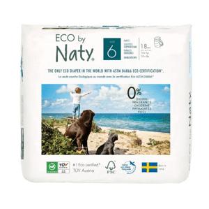 Naty Nature Babycare Nohavičky plienkové jednorázové 6 Pants 16+kg 18ks