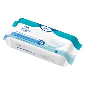 TENA Wet Wipe Original vlhčené utierky 80ks