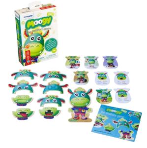 Miniland Emo Moogy Vzdelávacia hra pre deti, 3-6 rokov