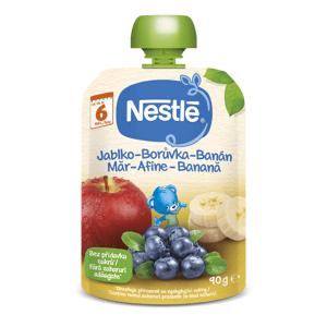 Nestlé Kapsička Jablko Čučoriedka Banán 90g