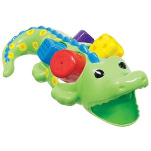 Sassy Krokodíl s kockami,12m+