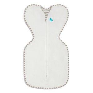 Love To Dream Swaddle UP - Zavinovačka veľkosť S krémová 1 FÁZA Organic, 0-3m, 3-6kg