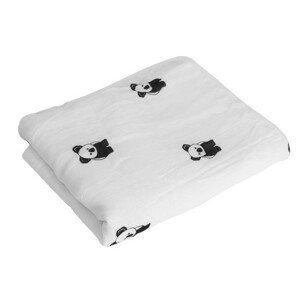 Tots Bambusová detská deka 3-vrstvová, 100x100cm, Koala