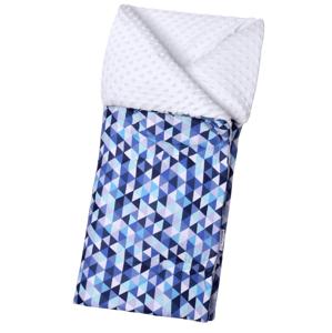 T-tomi Detský fusak,blue triangles