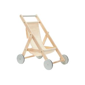 Kids Concept, Kočiarik pre bábiky drevený