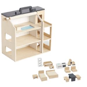Kids Concept, Drevený domček pre bábiky Aiden