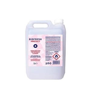 Biofresh Čistiaci antibakteriálny roztok na ruky 5l