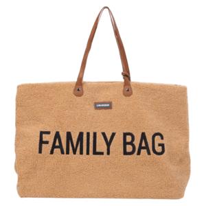 Childhome, Cestovná taška Family Bag Teddy Beige