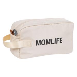 Childhome, Toaletná taška Momlife Off White Black