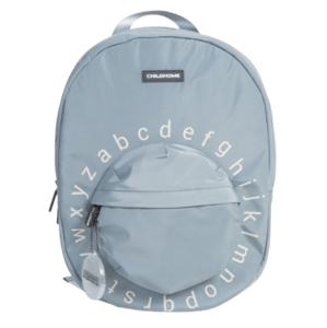 Childhome, Detský batoh Kids School Backpack Grey Off White