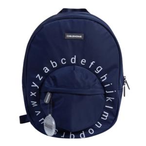 Childhome, Detský batoh Kids School Backpack Navy White