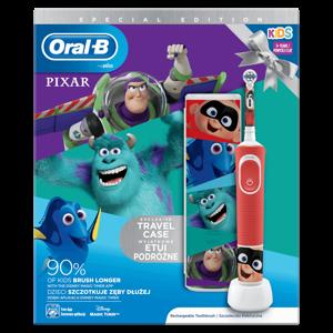Oral B Elektrická zubná kefka Vitality D100 Pixar + Cestovné púzdro
