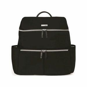 Skip Hop Prebaľovacia taška/batoh Flatiron Black