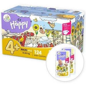 Bella Baby Happy Maxi Plus BOX 124ks