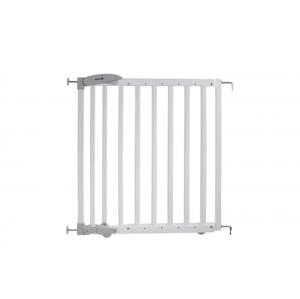 Safety 1ST Zábrana Dual Install Extending Wood White