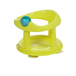 Safety 1st Detské sedadlo do vane otočnej Lime