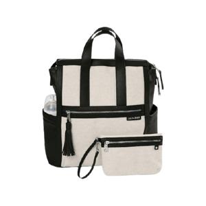 Skip Hop Prebaľovacia taška/batoh Sutton Canvas/Natural