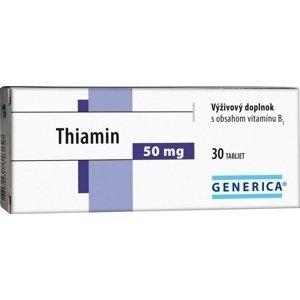 GENERICA Thiamin 50 mg 30 tbl