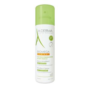 A-Derma Exomega Control Spray Emollient 200ml
