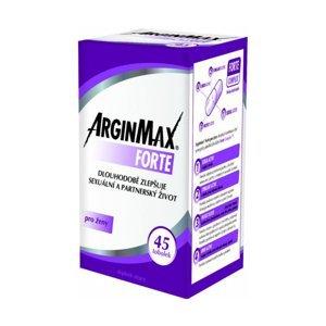 ARGINMAX FORTE pre ženy 45 cps