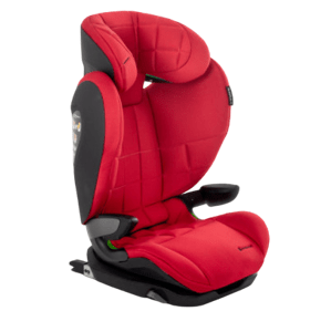 Avionaut Autosedačka MAX SPACE ISOFIX 15-36 kg/100-150 cm červena