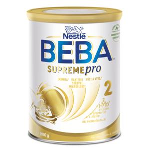BEBA Supreme PRO 2,následná mliečna výživa 800g