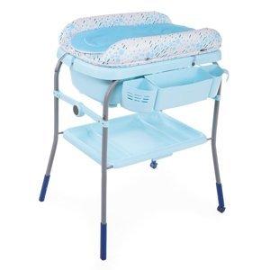 CHICCO Prebaľovací stolík s vaničkou Cuddle & Bubble - Ocean