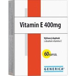 GENERICA VITAMIN E 400 I.U. 60 cps