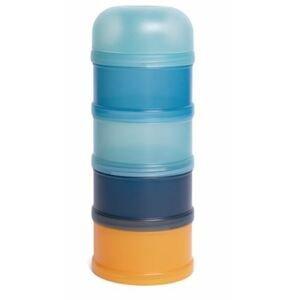 Suavinex Zásobník na sušené mlieko Forest modrá