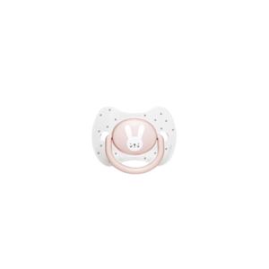 Suavinex Cumlík Premium Hygge - zajačik, ružová 18m+