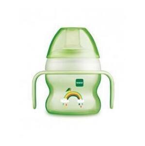 MAM Hrnek Starter cup Animal zelený 4+m, 150ml