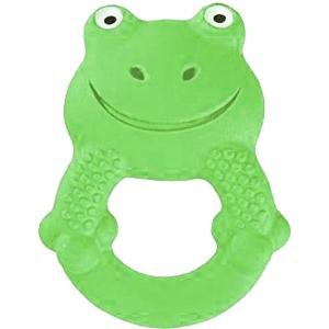 MAM Hryzačka Friends Žabka Max, zelené 4m+