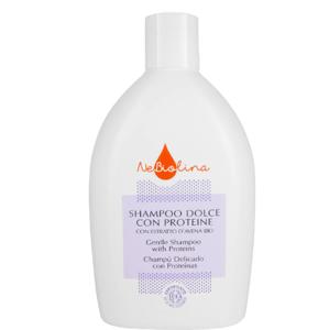 NeBiolina Jemný šampón s proteínmi 500ml