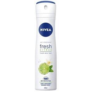 Nivea Fresh Orange Sprej antiperspirant 150ml