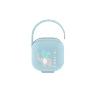 Suavinex Krabička na cumlík MEMORIES - Modrá 1ks