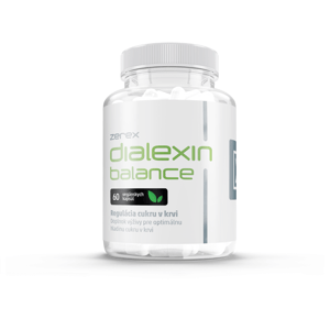 Zerex Dialexin balance 60cps