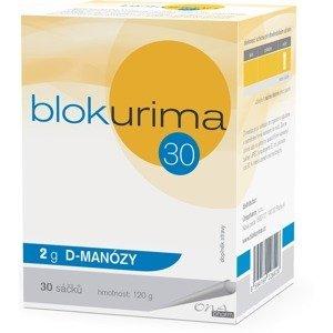 Blokurima 2 g D-MANÓZY vrecúška 30 ks