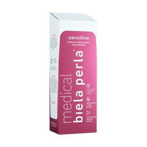 Biela Perla Zubná pasta Sensitive 75ml