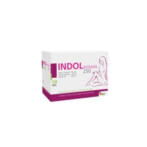 Indol Woman 250 pre ženy 120 kapsúl
