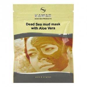 Kawar maska s Aloe Vera a mineraly z Mrtvého moře 75 g