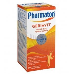 Pharmaton Geriavit 100 tabliet .