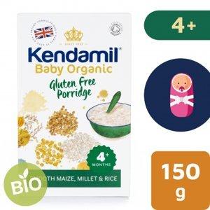 Kendamil Bezlepková Organická bio kaša ovocné raňajky 150 g