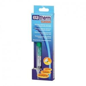 Exatherm Classic teplomer bezortuťový - galinstanový 1 ks