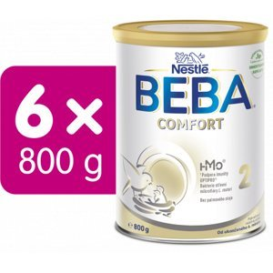 BEBA COMFORT 2 HM-O 6x800g