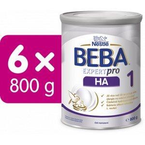 BEBA EXPERTpro HA 1 6x800g