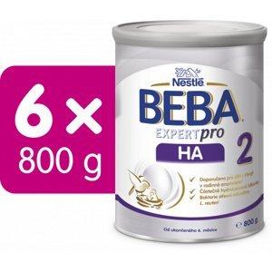 BEBA ExpertPRO HA 2 6x800g