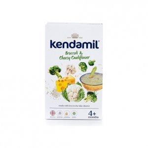 KENDAMIL Jemná zeleninová kaša so syrom brokolica, karfiol 150 g