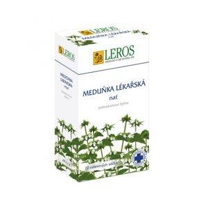 LEROS MEDOVKA LEKÁRSKA VŇAŤ 20x1 g (20 g)