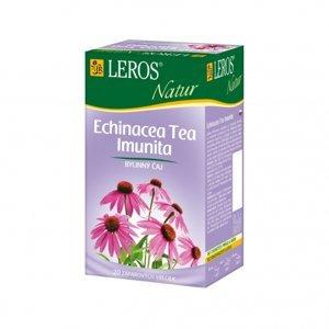LEROS NATUR Echinacea Tea Imunita porcovaný čaj 20x2g